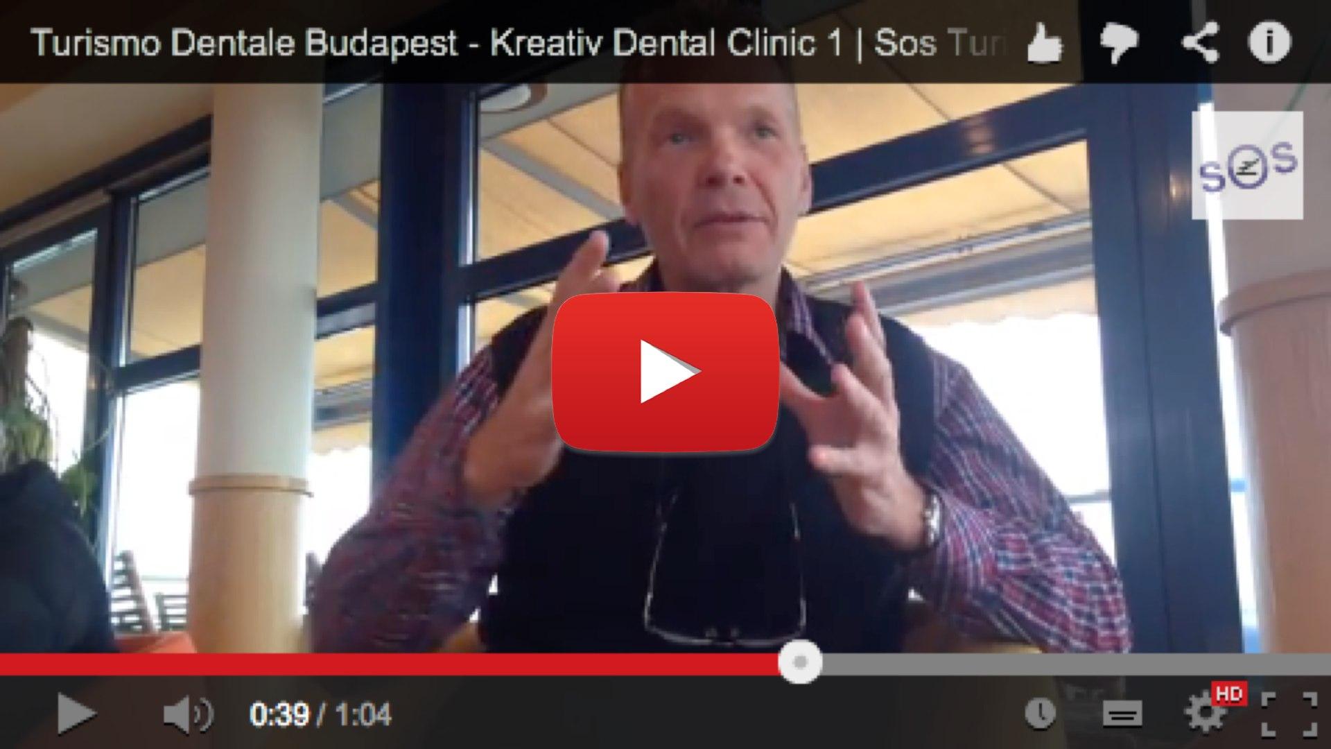 Turismo Dentale Budapest - Kreativ Dental